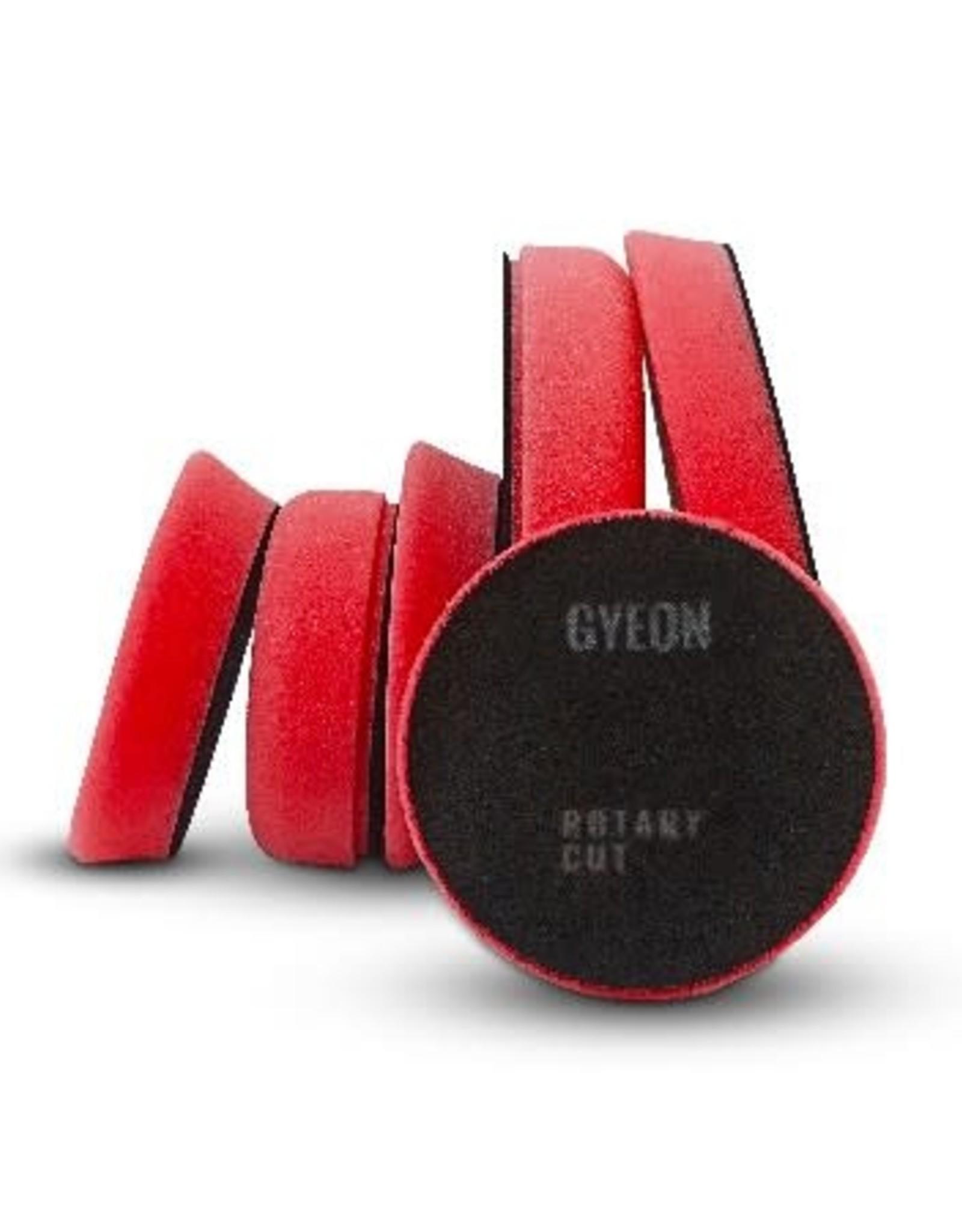 Gyeon Gyeon Q²M Rotary Cut 2-pack  80mm x 25mm