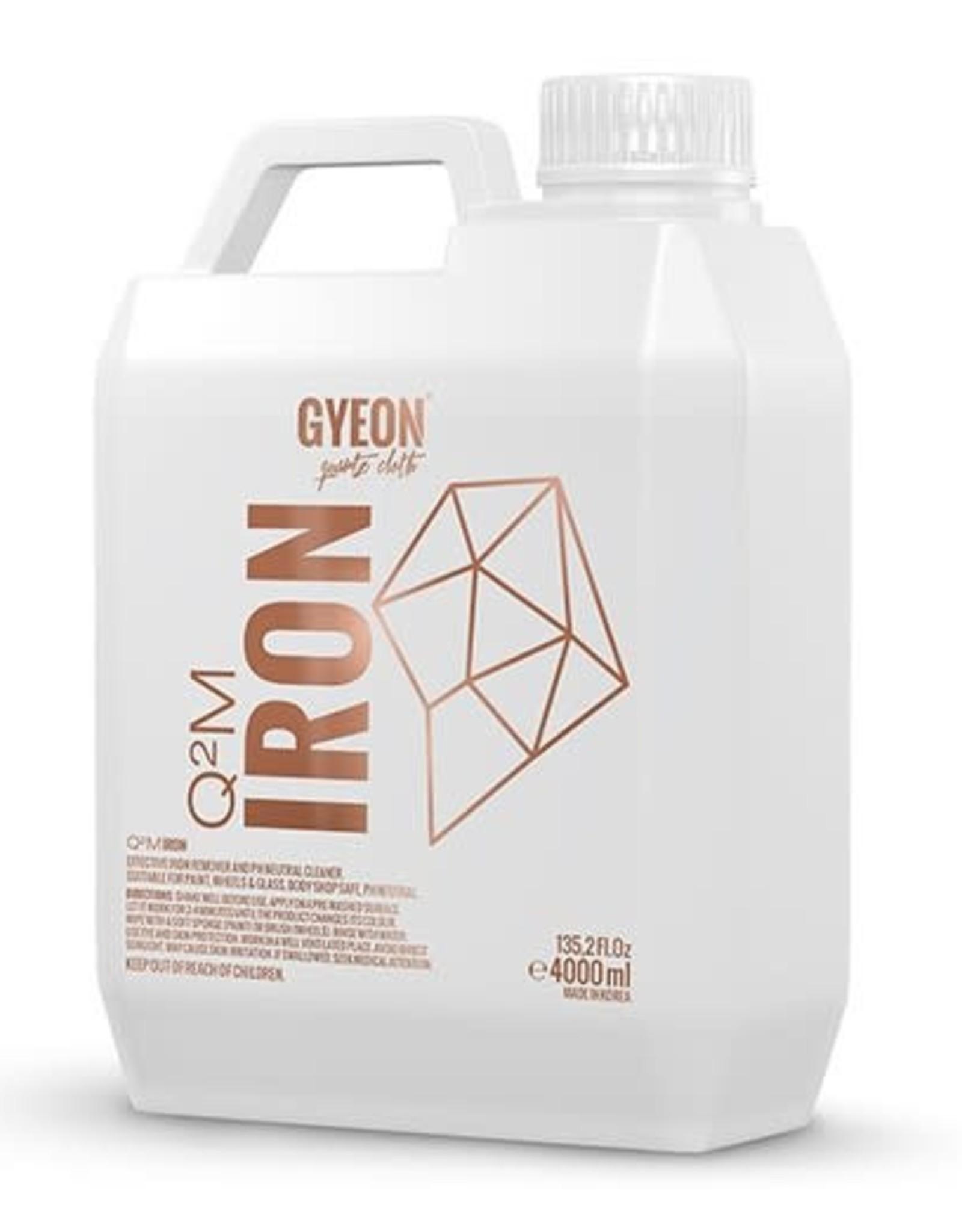 Gyeon Q²M Iron 4000ml