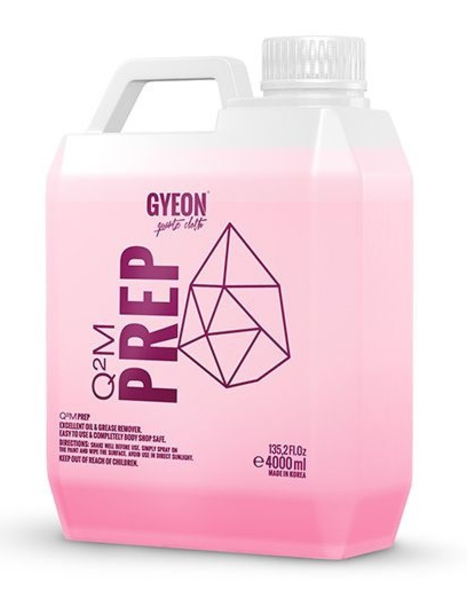 Gyeon Q²M Prep 4000ml