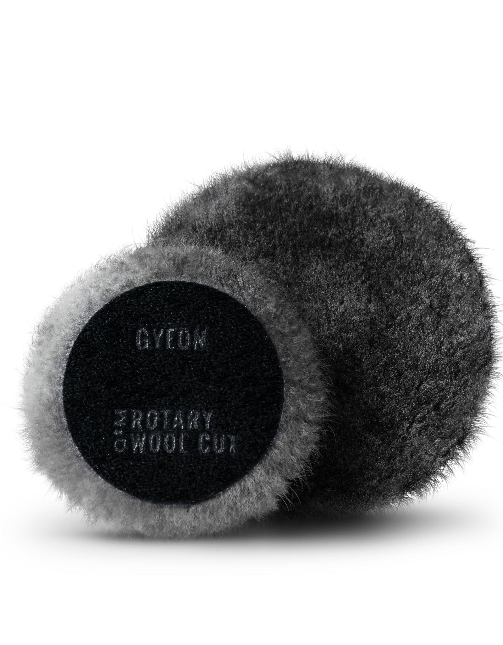 Gyeon Q2M Rotary Wool Cut 80mm 2-pack