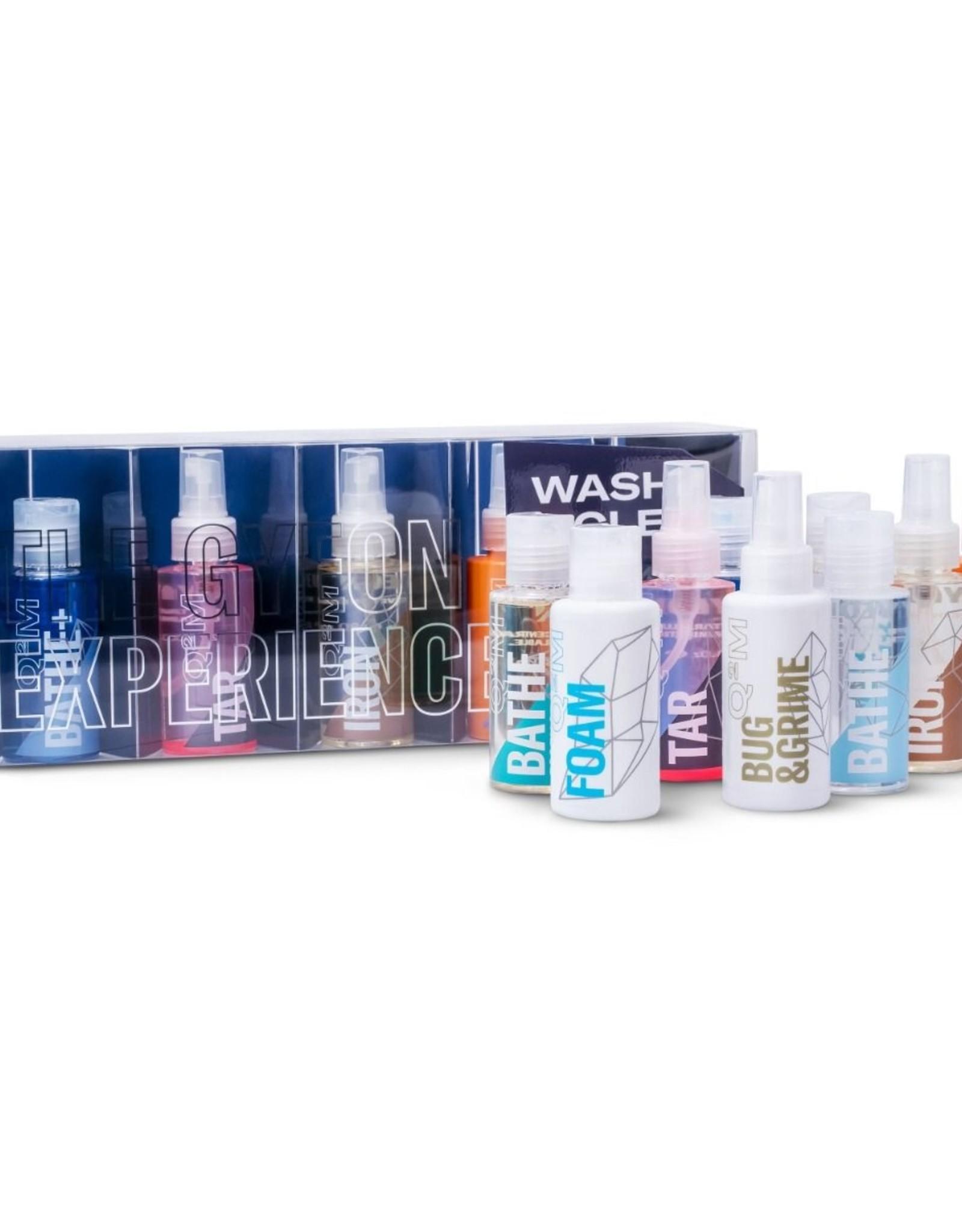 Gyeon Gyeon Q2M Wash & Clean Set 9x80ml