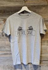 Petrol Cave Petrol Cave T-shirt Grijs