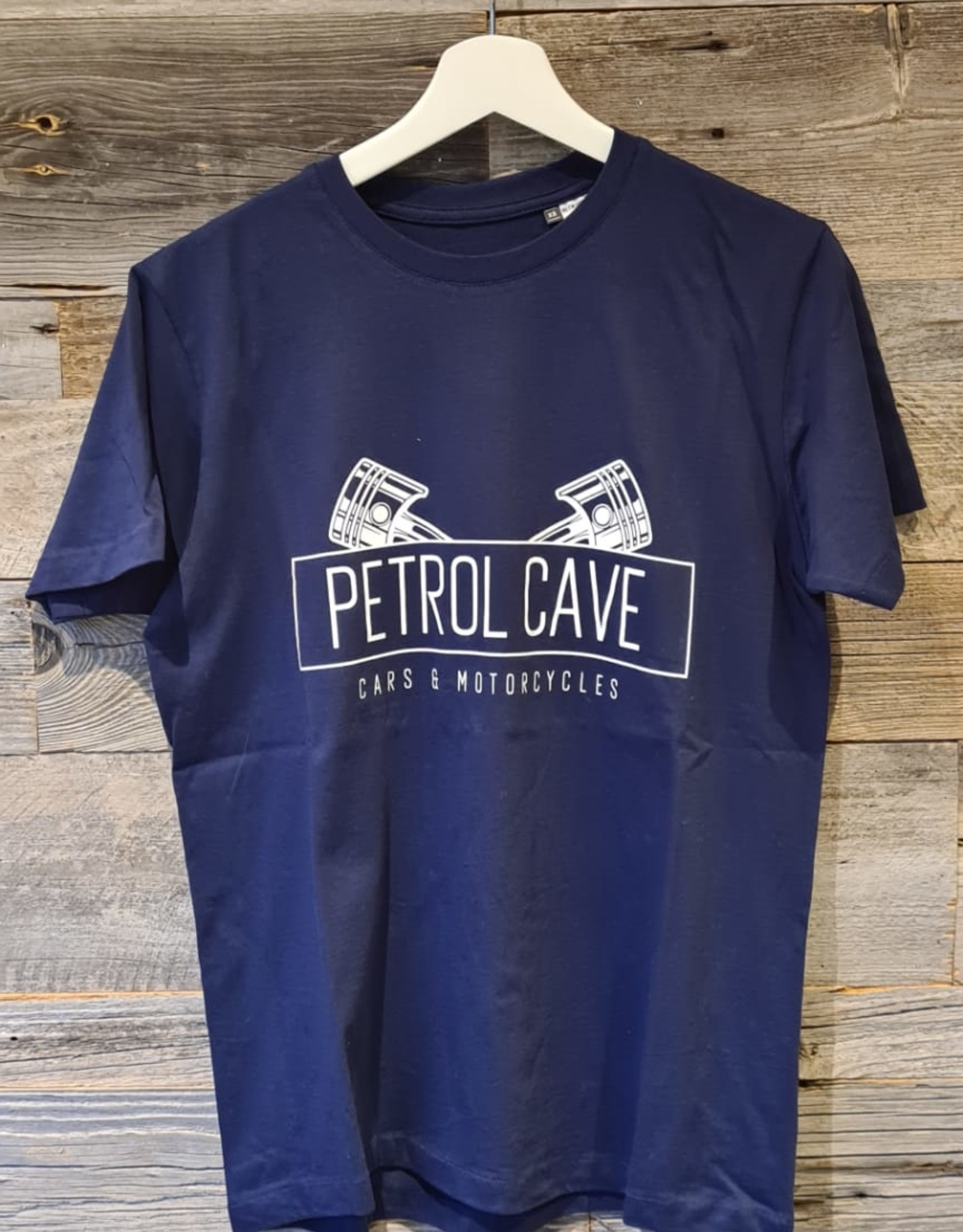 Petrol Cave Petrol Cave T-shirt Blauw
