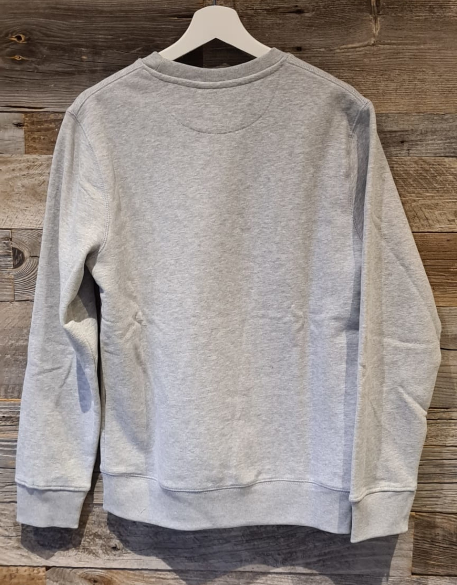 Petrol Cave Petrol Cave Sweater Grijs