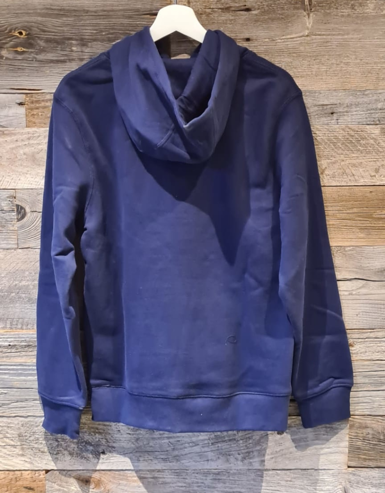 Petrol Cave Petrol Cave Sweater met kap Blauw
