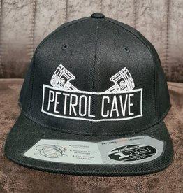 Petrol Cave Petrol Cave Snapback Zwart