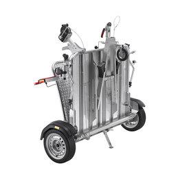 Treiler Treiler 750/2 incl. 1 wielklem