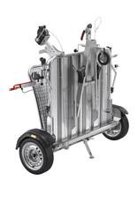 Treiler Treiler 750/2 incl. 2 wielklemmen