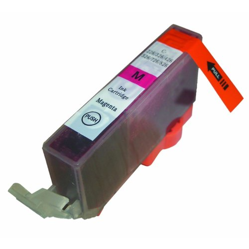 SecondLife Inkjets Canon CLI 526 Magenta 10.5