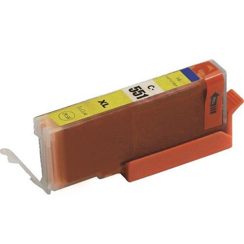 SecondLife Inkjets Canon CLI 551 Yellow XL 12