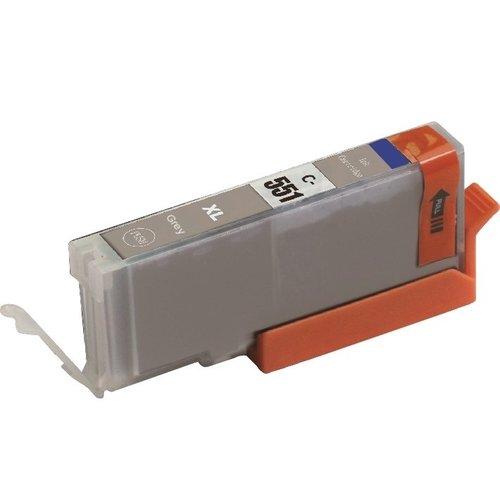 SecondLife Inkjets Canon CLI 551 Grey 12
