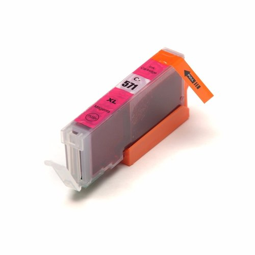 SecondLife Inkjets Canon CLI 571 XL Magenta 12