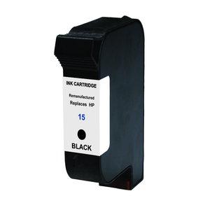 SecondLife Inkjets HP 15 XL Black 40