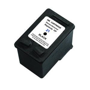 SecondLife Inkjets HP 21 XL Black 20