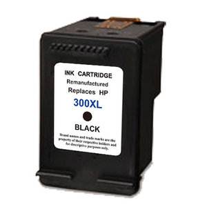 SecondLife Inkjets HP 300 XL Black 20