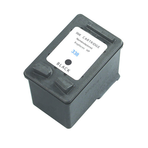 SecondLife Inkjets HP 338 XL Black 15