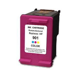 SecondLife Inkjets HP 901 Color 21