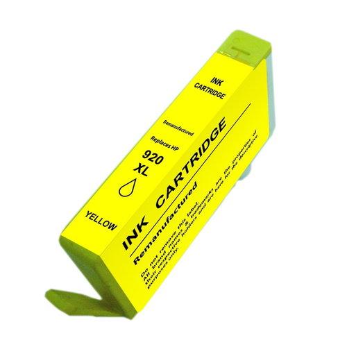 SecondLife Inkjets HP 920 Yellow 12