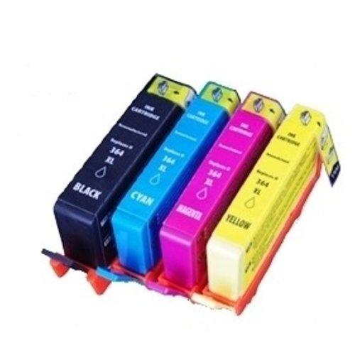 SecondLife Inkjets Multipack HP 364 20+12*3