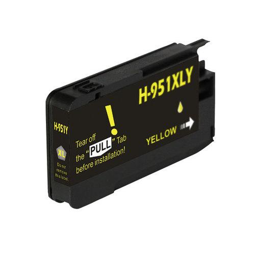 SecondLife Inkjets HP 951 XL Yellow 25