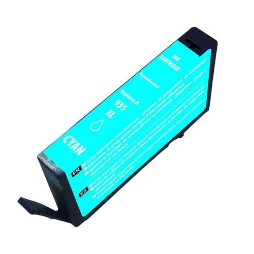 SecondLife Inkjets HP 935 XL Cyan 12