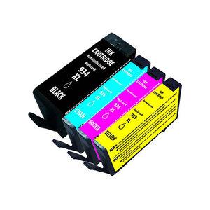 SecondLife Inkjets Multipack HP 934/935 serie 50+12*3