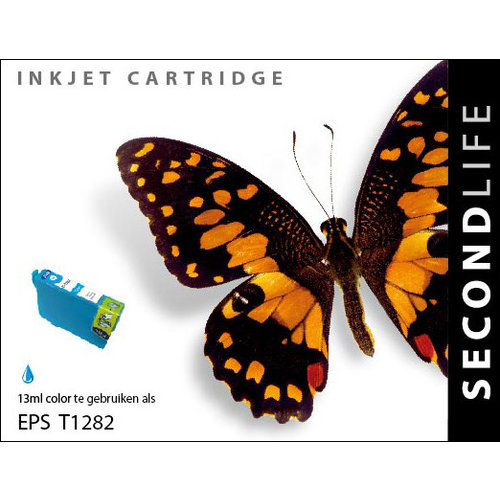 SecondLife Inkjets Epson 1282 Cyan 13
