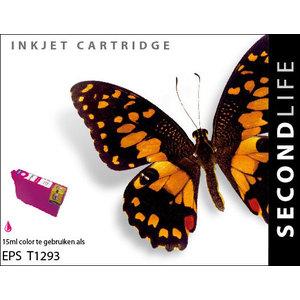 SecondLife Inkjets Epson 1293 Magenta 15