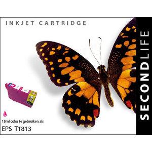 SecondLife Inkjets Epson 18 XL Magenta (T 1813) 15