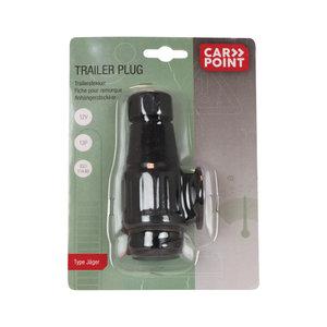 Carpoint Stekker 13-polig Jager 12V ISO 11446