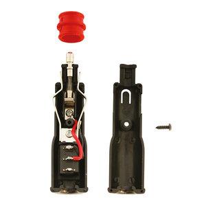Carpoint Aanstekerplug met schakelaar12V 8A