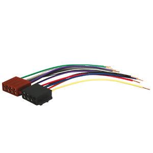 Carpoint Radioverloopstekker RAL male ISO Power & Speaker