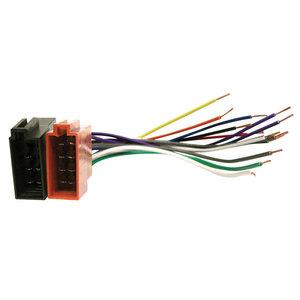 Carpoint Radioverloopstekker RAL female ISO Power & Speaker