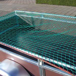 Carpoint Aanhangernet 160x250cm elastische rand