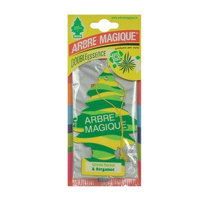 Ambre magic Luchtverfrisser Wonderboom Green Forest& Bergamot