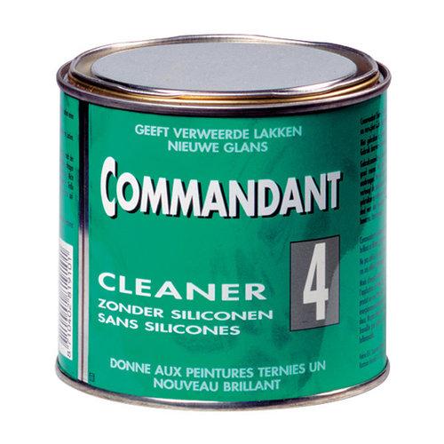 Commandant Commandant Cleaner 4