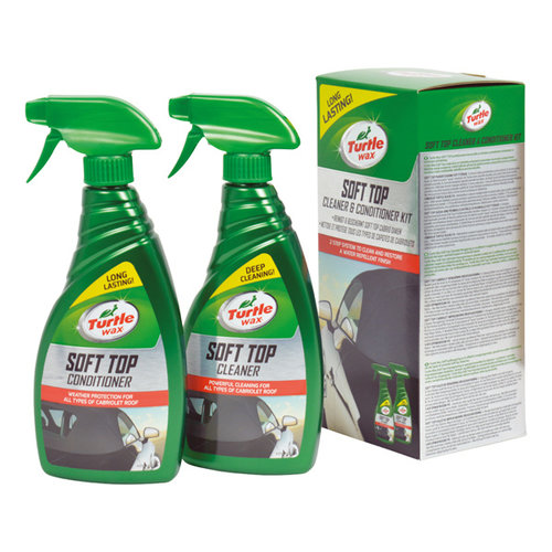 Turtle wax Turtle Wax 51772 GL Soft Top Kit 2x500ml