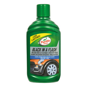 Turtle wax Turtle Wax 52855 GL Black in A Flash 300ml