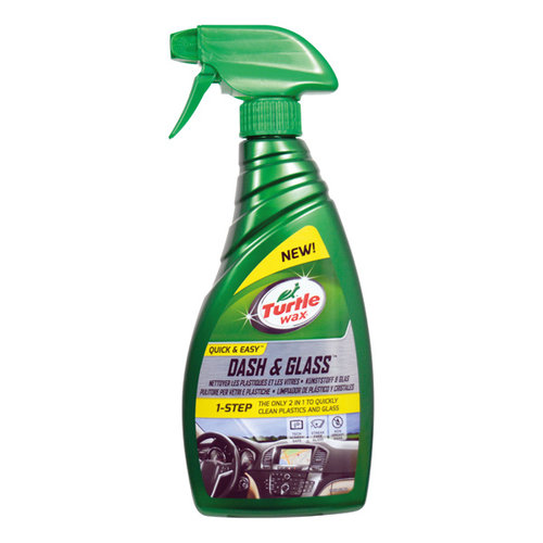 Turtle wax Turtle Wax 52860 GL Dash& Glass 500ml