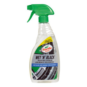 Turtle wax Turtle Wax 52877 GL Wet N Black 500ml