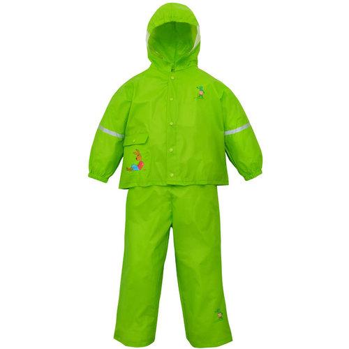 Willex Kikker Regenpak Groen 116-122