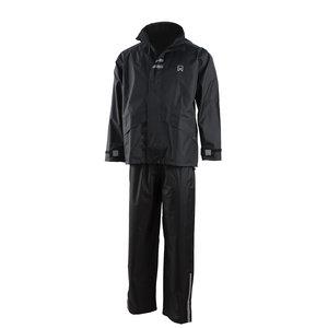 Willex Regenpak Zwart XL