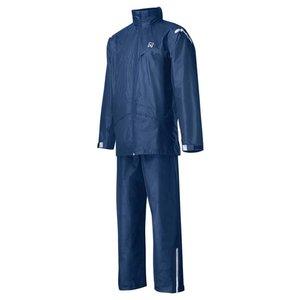 Willex Regenpak Marineblauw M