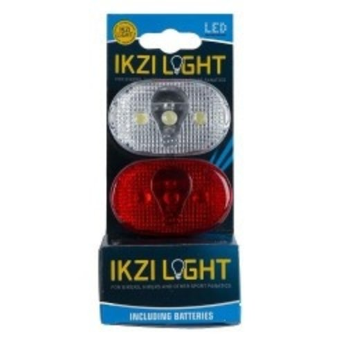 Ikzi Light IKZI set opkliklampjes 3 led