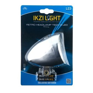 Ikzi Light IKZI retro koplamp chroom