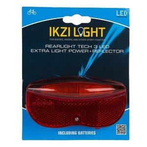 Ikzi Light IKZI reflector achterlicht 8cm