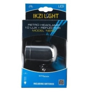 Ikzi Light IKZI koplamp Nero chroom