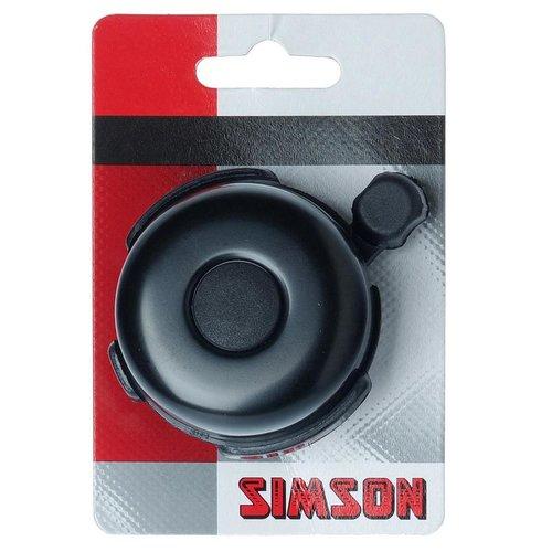 Simson SIMSON Bel Hybride zwart uni