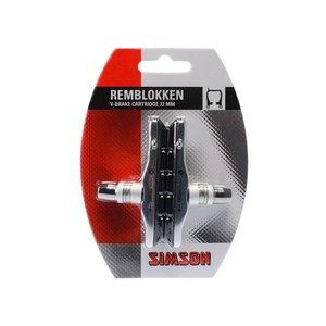 Simson SIMSON V-Brake cartridge remschoen