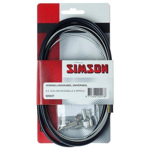 Simson SIMSON Versnellingskabel universeel